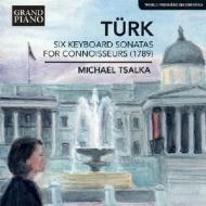 Keyboard Sonatas For Connoisseurs: Tsalka(Fp, Clavichord, P)