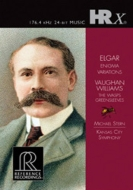 Elgar Enigma Variations, Vaughan-Williams The Wasps, Greensleeves : M.Stern / Kansas City Symphony Orchestra (Music DVD-R)