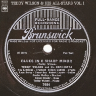Teddy Wilson & His All-stars Vol.1