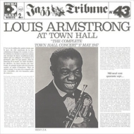Louis Armstrong At Town Hall (完全盤)