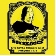 Live At The Fillmore West, 30th June 1971