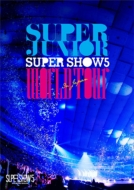 SUPER JUNIOR WORLD TOUR SUPER SHOW5 in JAPAN [Standard Edition] (2DVD)