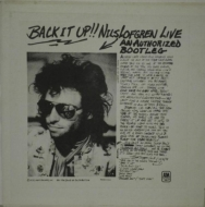 Back It Up!! Nils Lofgren Live -An Authorized Bootleg