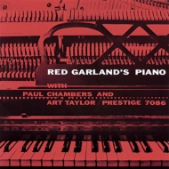 Red Garlan's Piano