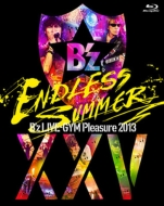 B'z LIVE-GYM Pleasure 2013 ENDLESS SUMMER -XXV BEST-【完全版】(Blu-ray)