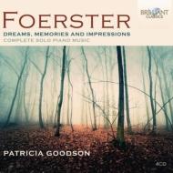 ピアノ独奏曲全集 パトリシア・グッドソン(4CD)