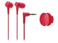 HMV&BOOKS onlineHEADPHONES/(Sale) オーディオテクニカ : Ath-ckl203 Rd(レッド)