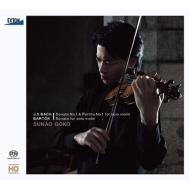 バッハ:無伴奏ヴァイオリン・ソナタ第1番、パルティータ第1番、バルトーク:無伴奏ヴァイオリン・ソナタ 郷古廉
