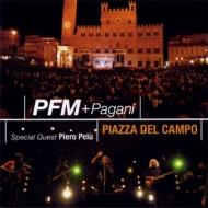 Piazza Del Compo 再会、そして劇的な邂逅...〜ライヴ アット シエナ2003 フィーチュアリング マウロ(紙ジャケット)