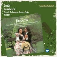 『フリーデリケ』全曲 ワルベルク&バイエルン響、ドナート、ダラポッツァ、他(1980 ステレオ)(2CD)