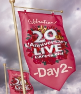 20th L'Anniversary LIVE –Day2-(Blu-ray)