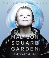 WORLD TOUR 2012 LIVE at MADISON SQUARE GARDEN (Blu-ray)