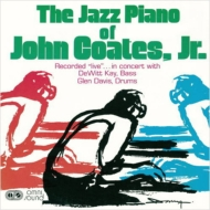Jazz Piano Of John Coates Jr