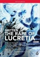 『ルクレツィアの陵辱』全曲 マクヴィカー演出、P.ダニエル&イングリッシュ・ナショナル・オペラ、コノリー、エインズリー、他(2001 ステレオ)(日本語字幕付)