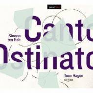 Canto Ostinato: Toon Hagen(Org)