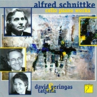 Works For Cello & Piano: Geringas(Vc)T.geringas(P)