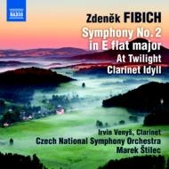 交響曲第2番、『夕暮れに』、牧歌 スティレック&チェコ・ナショナル交響楽団