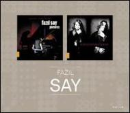 Works For Violin & Piano: Kopatchinskaja(Vn)Fazil Say(P)+mussorgsky: Pictures, Prokofiev