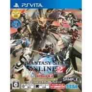 Game Soft (PlayStation Vita)/ファンタシースターオンライン2 エピソード2 デラックスパッケージ