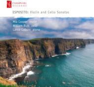 Violin Sonatas, Cello Sonata: M.cooper(Vn)William Butt(Vc)Coburn(P)