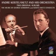 Two Original Albums: Music Of George Gershwin And Kostelanetz