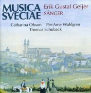 Songs: C.olsson(S)Wahlgren(Br)Schuback(P)