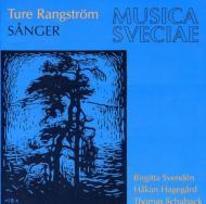 Songs: B.svenden(Ms)Hagegard(Br)Schuback(P)