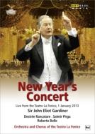 New Year's Concert 2013 : Gardiner / Teatro la Fenice, Rancatore, Pirgu, etc