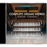 Comp.organ Works: Tomadin +nicolaus Hasse
