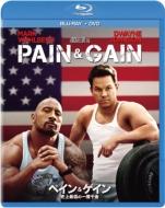 ペイン&ゲイン 史上最低の一攫千金 ブルーレイ+DVDセット(2枚組)