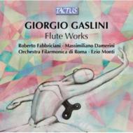 Flute Works: Fabbriciani(Fl)Damerini(P)E.monti / Rome Po