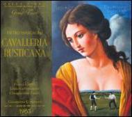 Cavalleria Rusticana: Gavazzeni / Teatro Alla Scala Simionato F.corelli Guelfi