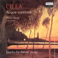 Acque Correnti-piano Works, Cello Sonata: De Palma(P)Calcaviello(Vc)