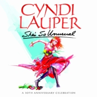 She's So Unusual: 30th Anniversary Edition(�f���b�N�X�Ձj