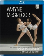 ローチケHMVバレエ&ダンス/Wayne Mcgregor: Going Somewhere A Moment In Time