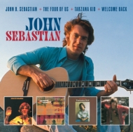 John B Sebastian / Four Of Us / Tarzana Kid / Welcome Back (+DVD)
