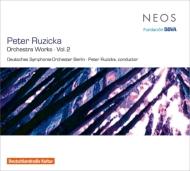 管弦楽作品集第2集 ルジツカ&ベルリン・ドイツ交響楽団