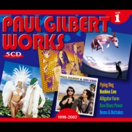 Paul Gilbert Works Vol.1