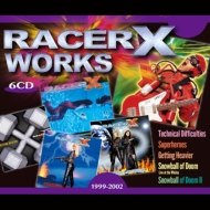 Racer X Works (Paul Gilbert Works Vol.3)