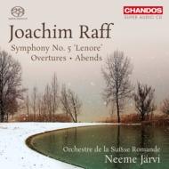 交響曲第5番『レノーレ』、オペラ序曲集、狂詩曲『夕べ』 ネーメ・ヤルヴィ&スイス・ロマンド管