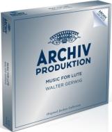 リュートのための音楽集〜ヴァルター・ゲルヴィヒの芸術(4CD)