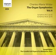 Complete Organ Symphonies Vol.4(Sym, 7, 8, ): Nolan