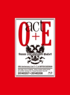 act O+E 【初回限定生産Blu-ray版スペシャル・エディション】