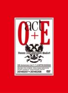 act O+E 【初回限定生産DVD版スペシャル・エディション】