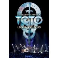 TOTO 35周年アニヴァーサリー・ツアー〜ライヴ・イン・ポーランド 2013 【初回限定盤DVD+2CD】