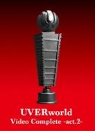 UVERworld/Uverworld Video Complete -act.2- (Ltd)