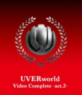 UVERWORLD VIDEO COMPLETE -ACT.2-(Blu-ray)