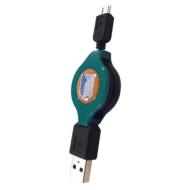 進撃の巨人 リール式USBケーブル A