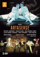 歌劇『アルタセルセ』全曲 プルカレーテ演出、ファソリス&コンチェルト・ケルン、ジャルスキー、チェンチッチ、他(2012 ステレオ)(2DVD)