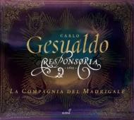 聖週間のためのレスポンソリウム集 ラ・コンパーニャ・デル・マドリガーレ(3CD)